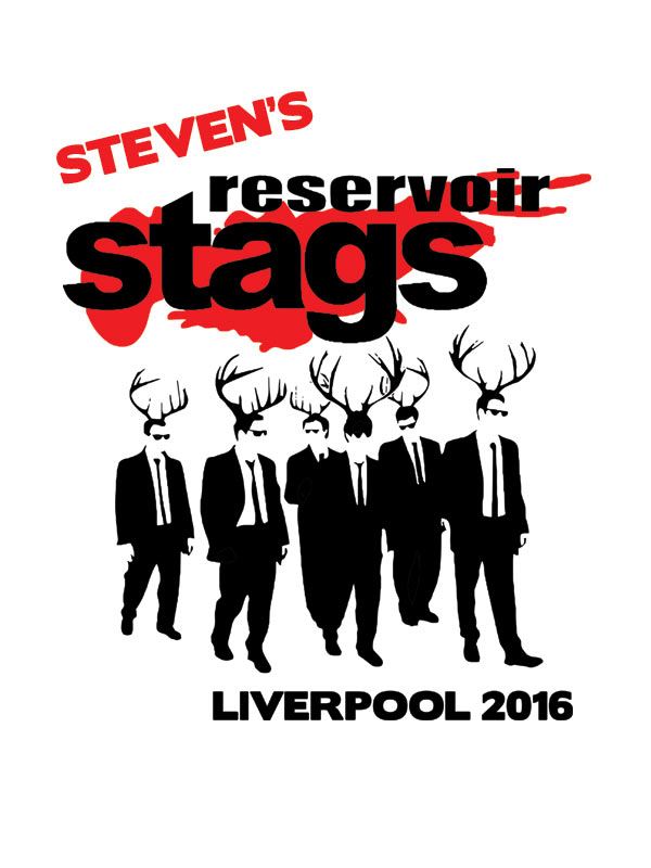 Resevoir Dogs Stag T-shirt